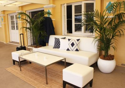 Balcony-Sofa seating