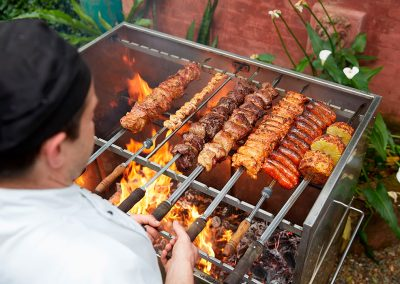 Catering-From our supplier Brazilian BBQ
