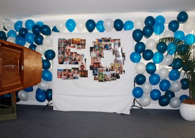 Foyer-50th birthday