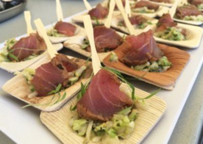 Catering-Canapes