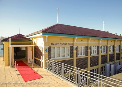 Manly-Yacht-CLub-building-entrance