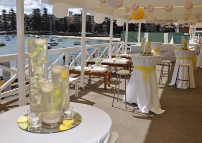 Manly-Yacht-Club-Balcony-white-&-yellow-theme-2