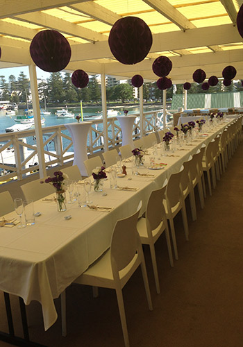 Manly-Yacht-Club-balcony-long-tables